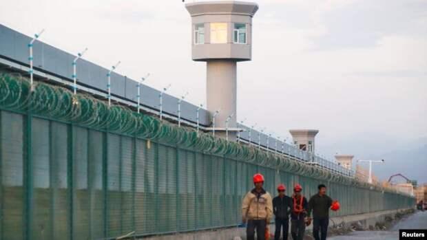 Уйгуры в Синьцзяне, май 2019 года / ©barbed.ua