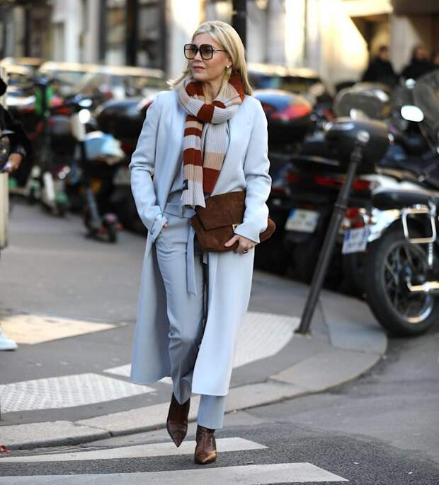 Советы по стилю для современной женщины элегантного возраста