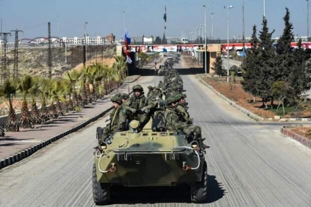 30 сентября 2015 года началась война России за Сирию