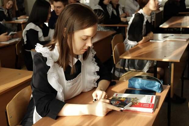 Открытый урок для старшеклассников провел депутат Думы Уссурийска Андрей Подоплелов