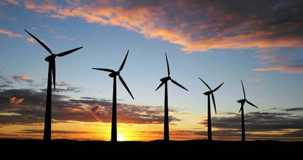Золотая зеленая энергетика