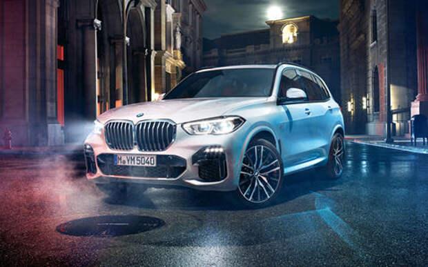 BMW повышает цены почти на весь модельный ряд