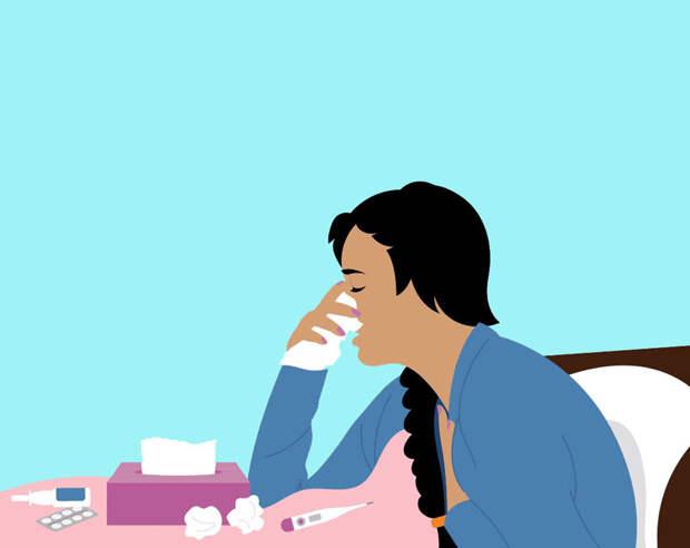 Добавки, которые полезно принимать в сезон простуд и гриппа