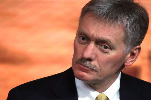 Песков заявил о попытках внешнего вмешательства в дела Белоруссии