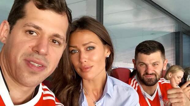 Жена Малкина прокомментировала информацию обамериканском гражданстве хоккеиста