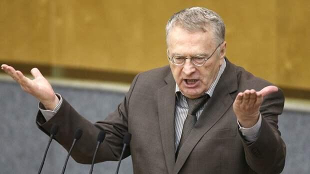 Пять президентских кампаний Жириновского!