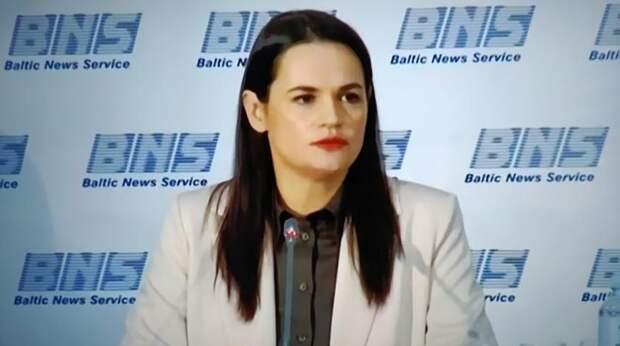 Тихановская: выборы в Белоруссии пройдут в 2021 году
