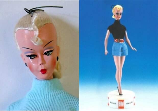 Что известно о Лилли Бильд — кукле для взрослых, которая стала прообразом Барби