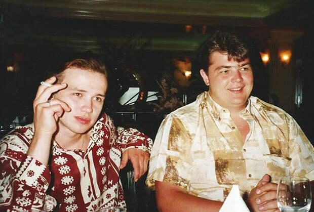 Монако, 1993 год (Алексей Адамов, Дельфин)