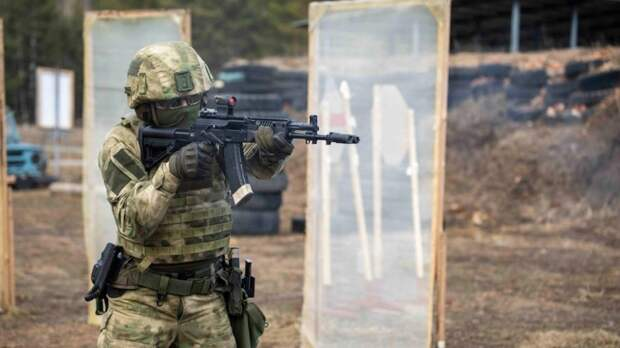 Первый конкурс «Тактический стрелок» в рамках АрМИ-2021 пройдет на полигоне Сельцы