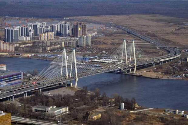 Самый длинный мост история, питер, факты
