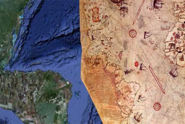 Антарктида прародина человечества?