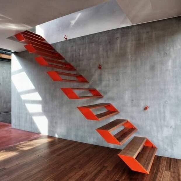 Еще буиут металлические Фабрика идей, идеи, красота, лестницы, странное, строительство, удивительно