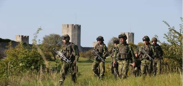 Запуганная НАТО Швеция вооружает Готланд: не защита, а большая ошибка
