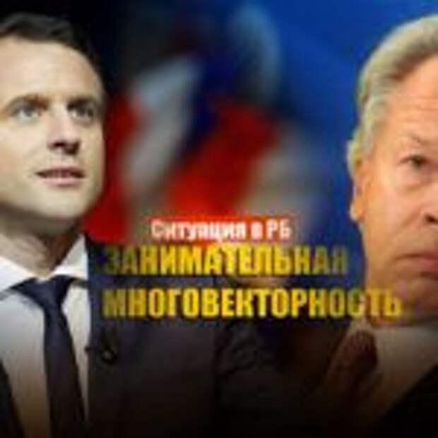 Пушков прокомментировал резкий ответ главы РБ на слова Макрона об отставке