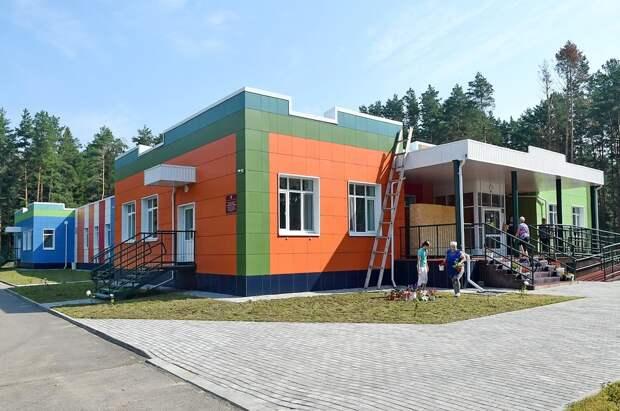 Пять новых детских садов откроют к началу учебного года в Удмуртии