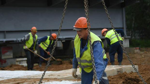 РЖД пожаловались на дефицит строителей из-за пандемии COVID-19