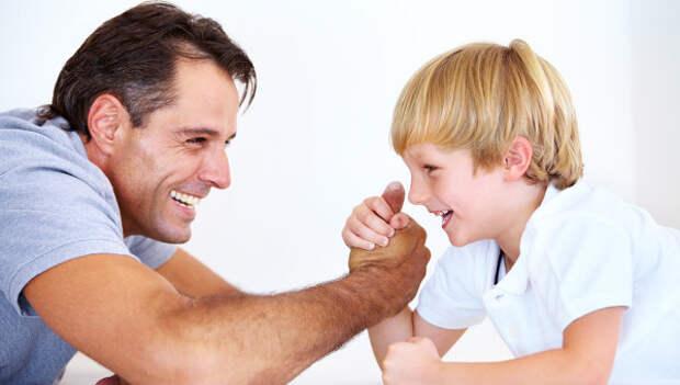 Налаживем отношения между ребенком и новым мужем