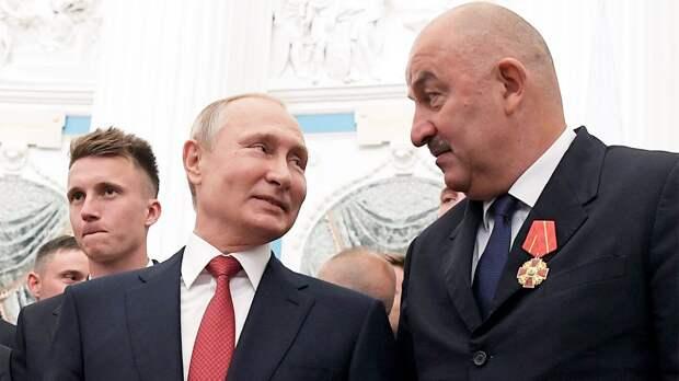 Черчесов — о призыве голосовать за поправки: «Делал это от души. Поддерживаю президента»