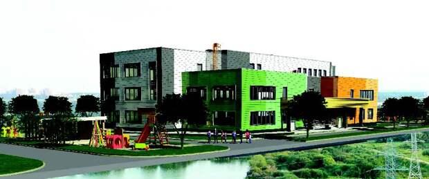 В 14-м квартале Некрасовки появится детский сад