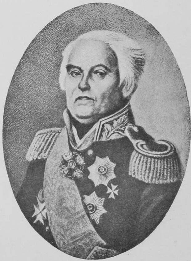 Аракчеев и Александр I