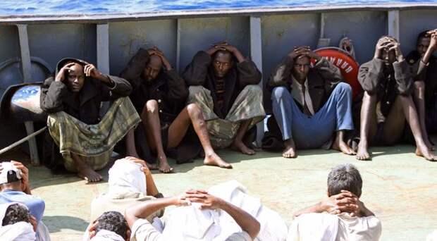 Куда подевались сомалийские пираты?