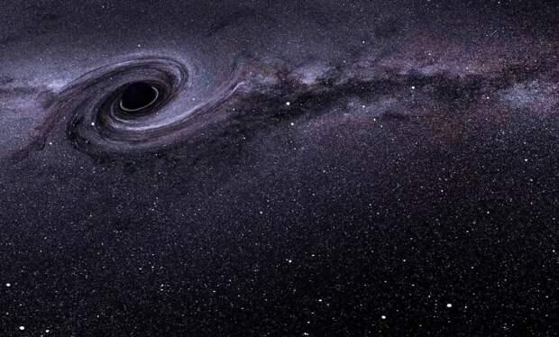 Темный поток. Ученые из США разгадали новую тайну космоса