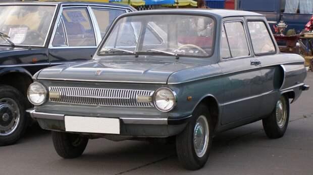 ЗАЗ-966B Василёк, НАМИ, НАМИ-1101, авто, автоистория, автомир, автомобили, разработки