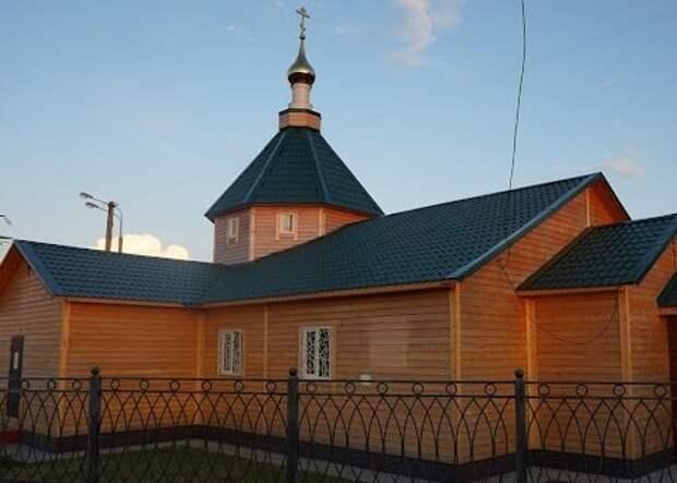 Храм на Пятницком шоссе приглашает волонтёров