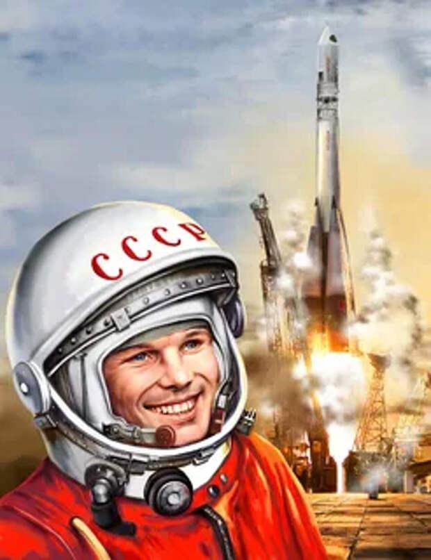 Секретный перехват: ЦРУ положило на стол Кеннеди уникальное фото Гагарина