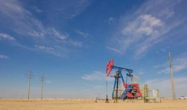Казахстан увеличивает добычу нефти