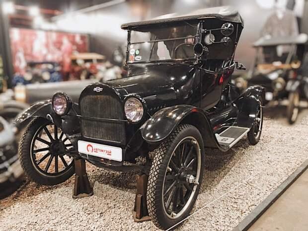 Музей ретро-автомобилей на Самокатной приглашает на онлайн-экскурсию