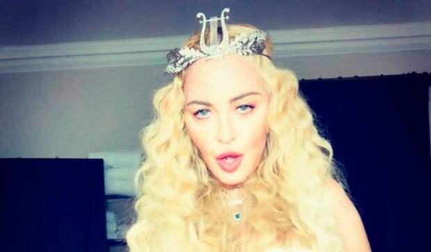 Мадонна напугала народ своим видом: Пожалуйста, хватит себя уродовать