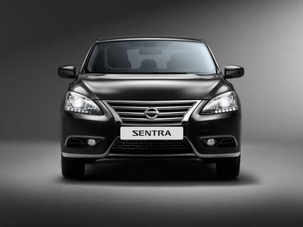 Новый седан Nissan Sentra – названы цены