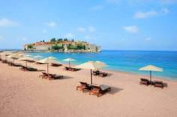 ТОП-10 – Лучших песчаных пляжей Черногории