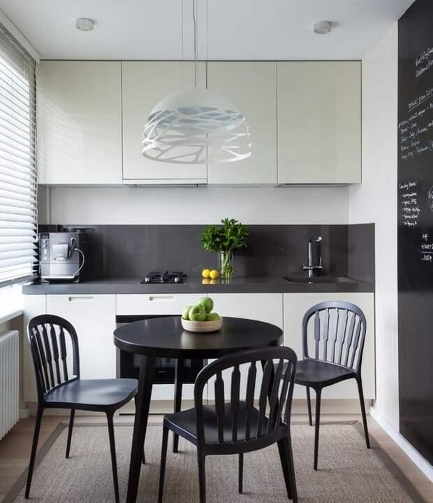 Хрущёвка мечты: 30 примеров, как неказистую кухню превратили в комфортную