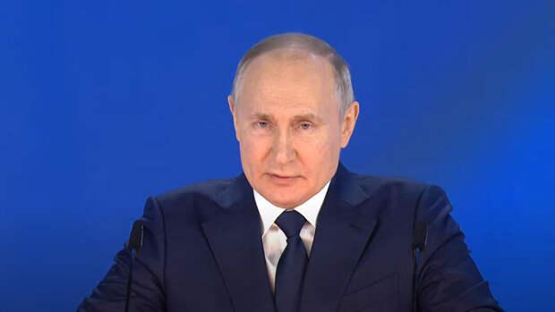 Изображение Путина «затмило» президента Франции на климатическом саммите