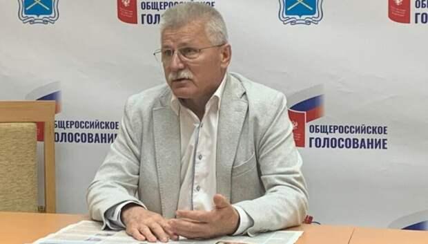 Максимович считает, что процесс голосования организован правильно и безопасно