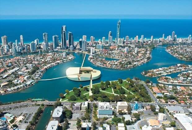 МИР ВОКРУГ. Австралия - часть третья