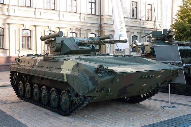 БМП-1 останутся на вооружении украинской армии еще на 20 лет