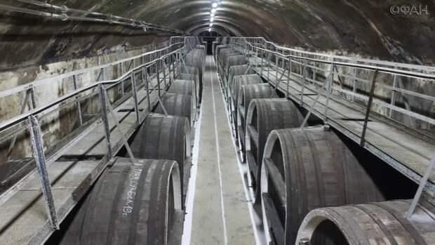 В России есть достойные вина: в Крыму рассказали о развитии предприятия «Коктебель»