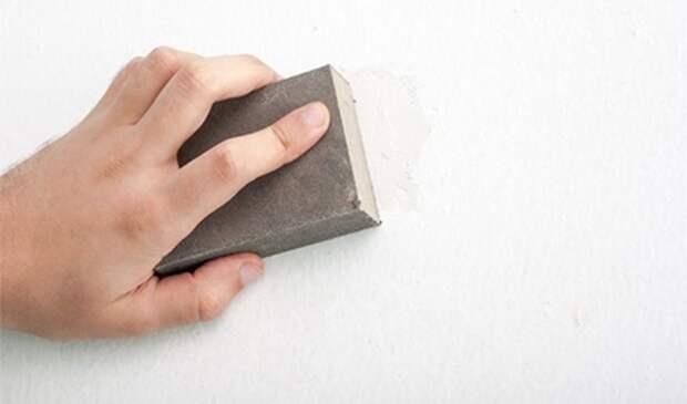 11. Идеальное шлифование поверхностей мел, советы, хитрости