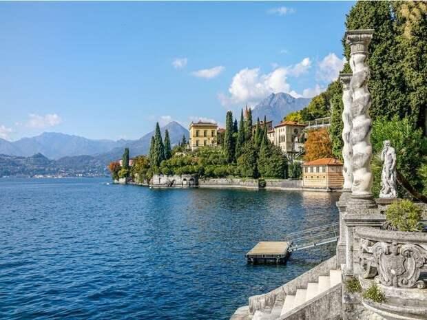 6 самых красивых приозёрных городов Европы