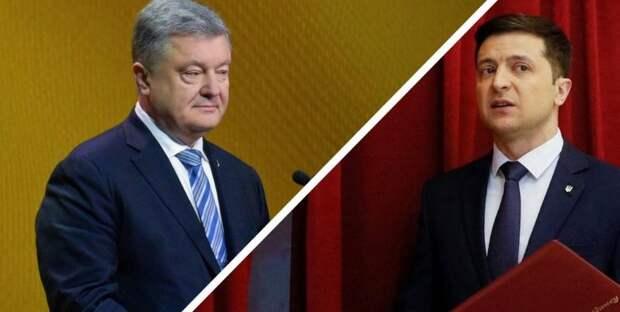 Лучшие из худших: отрицательный набор в зеркале украинского политикума