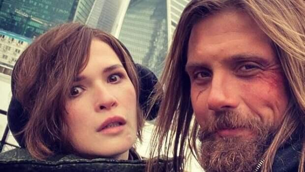 Роман Маякин и Лукерья Ильяшенко убивают всякую нечисть в новом сериале