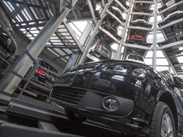 Volkswagen увеличил цены на новые автомобили до 6%