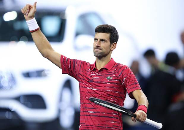 Джокович обыграл Раонича и вышел в четвертьфинал Australian Open