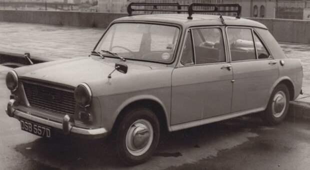 Morris 1100 Василёк, НАМИ, НАМИ-1101, авто, автоистория, автомир, автомобили, разработки