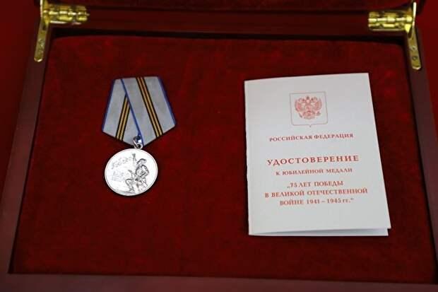 Ким Чен Ына наградили медалью к юбилею Победы в Великой Отечественной войне