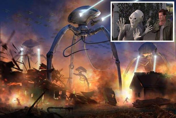 инопланетяне,пришельцы,НЛО,Нашествие,уфолог, ufospace.net